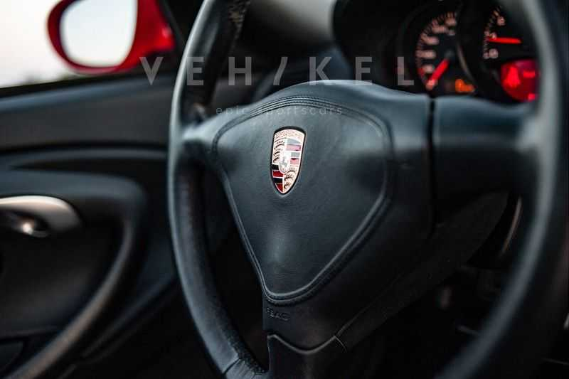 Porsche 911 3.6 Coupé Turbo // Eerste eigenaar // Originele lak afbeelding 16