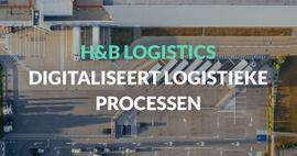 H&B Logistics digitaliseert logistieke processen met Incontrol