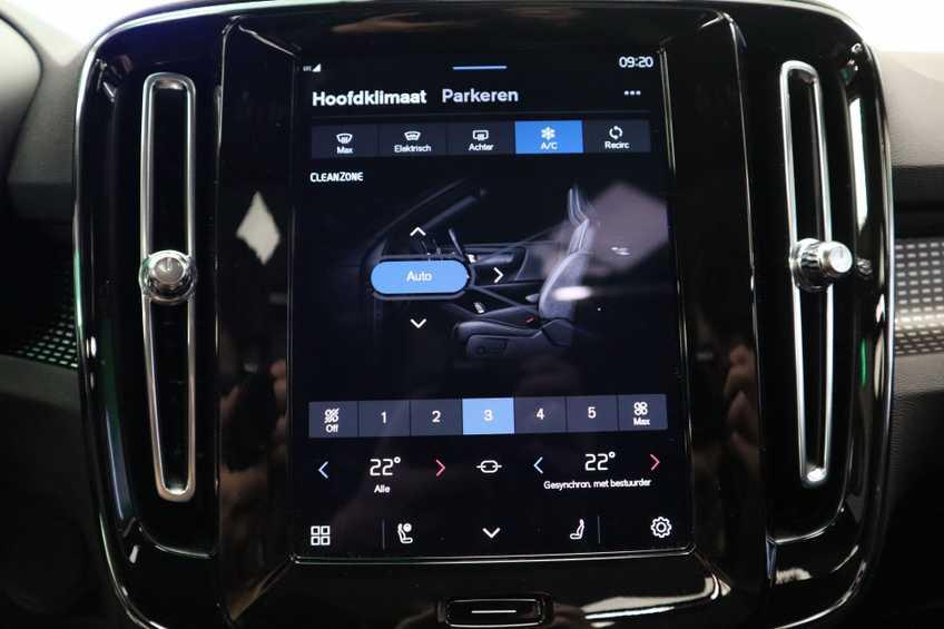 "Volvo XC40 Recharge P8 AWD R-Design | prijs ex.btw 55.987 | Panoramadak 360 Camera 20""LM 8% Bijtelling Direct Leverbaar afbeelding 32"