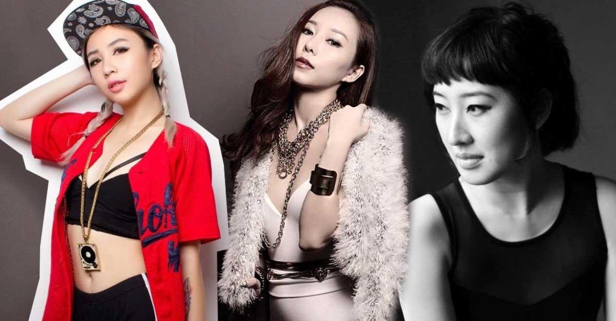 DJ Yenn Lim Perempuan Muda Yang Hot Dan Energetic