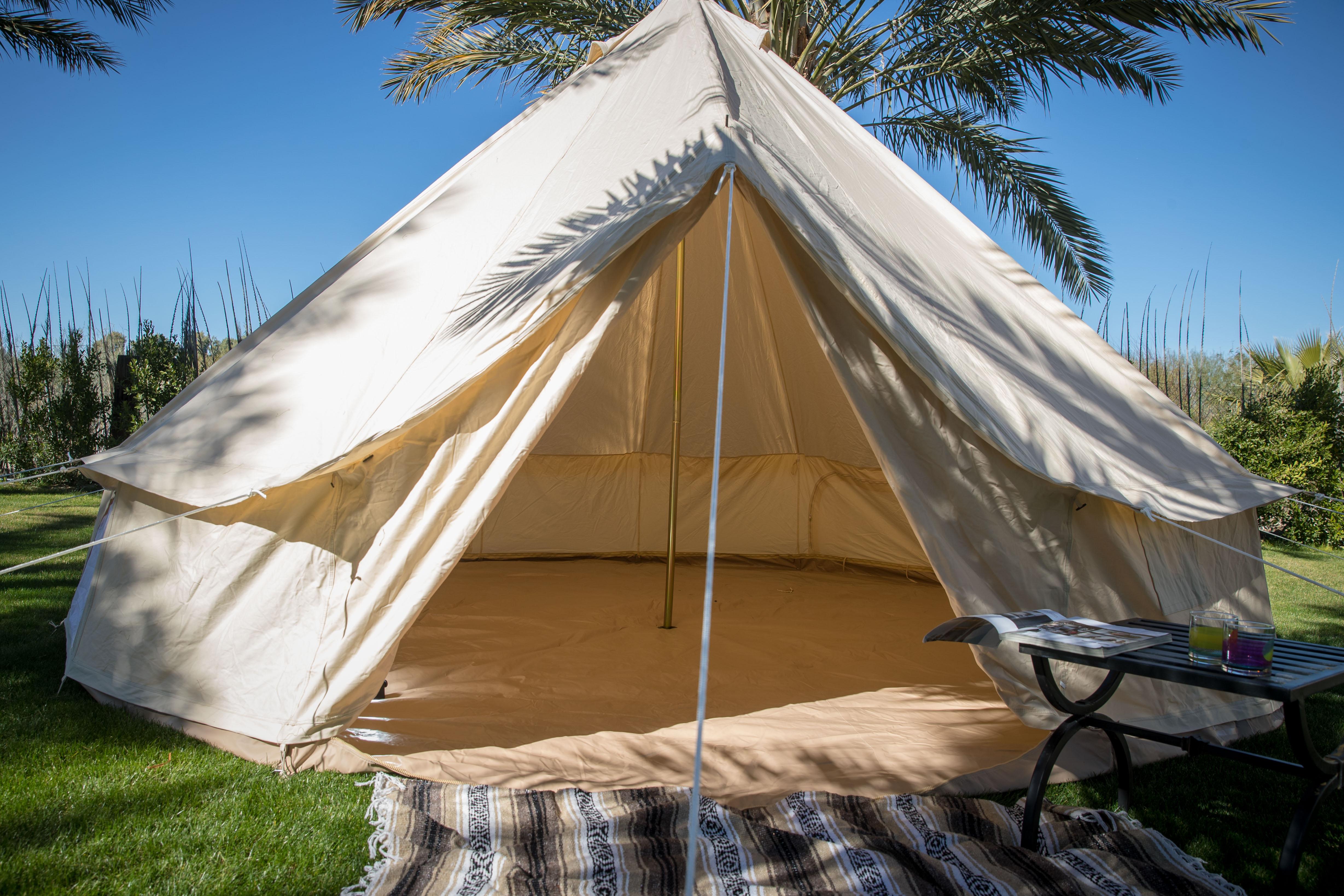 Signature Tent NO BEDS