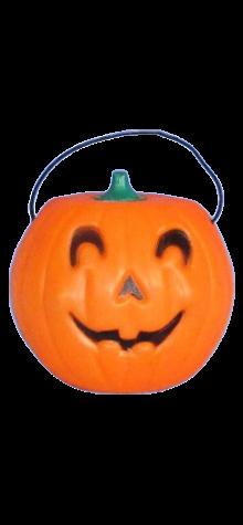 Pumpkin w/ Green Stem photo