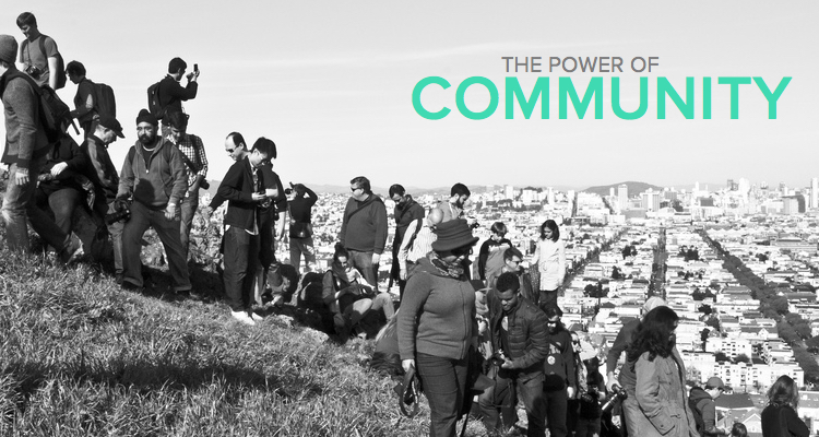 The power of community in business