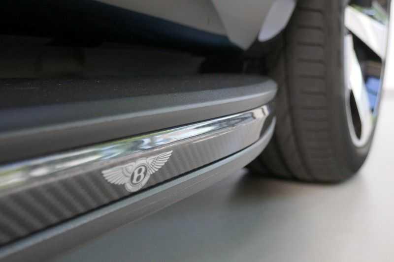 Bentley Bentayga 4.0 D Massage stoelen - Panorama - Trekhaak afbeelding 7