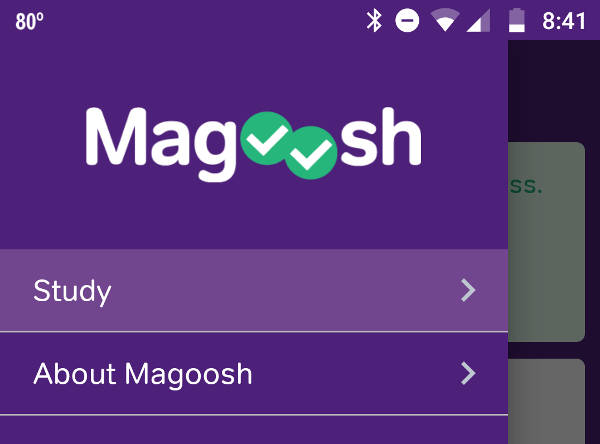 Magoosh GRE review