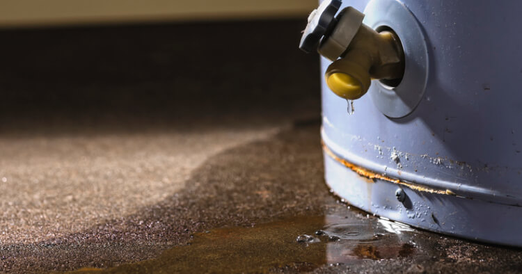 How to drain Water Heater