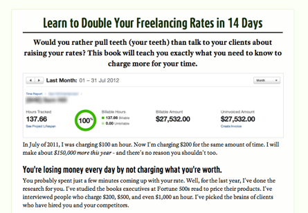 Double Your Freelancing Rate in 14 Days