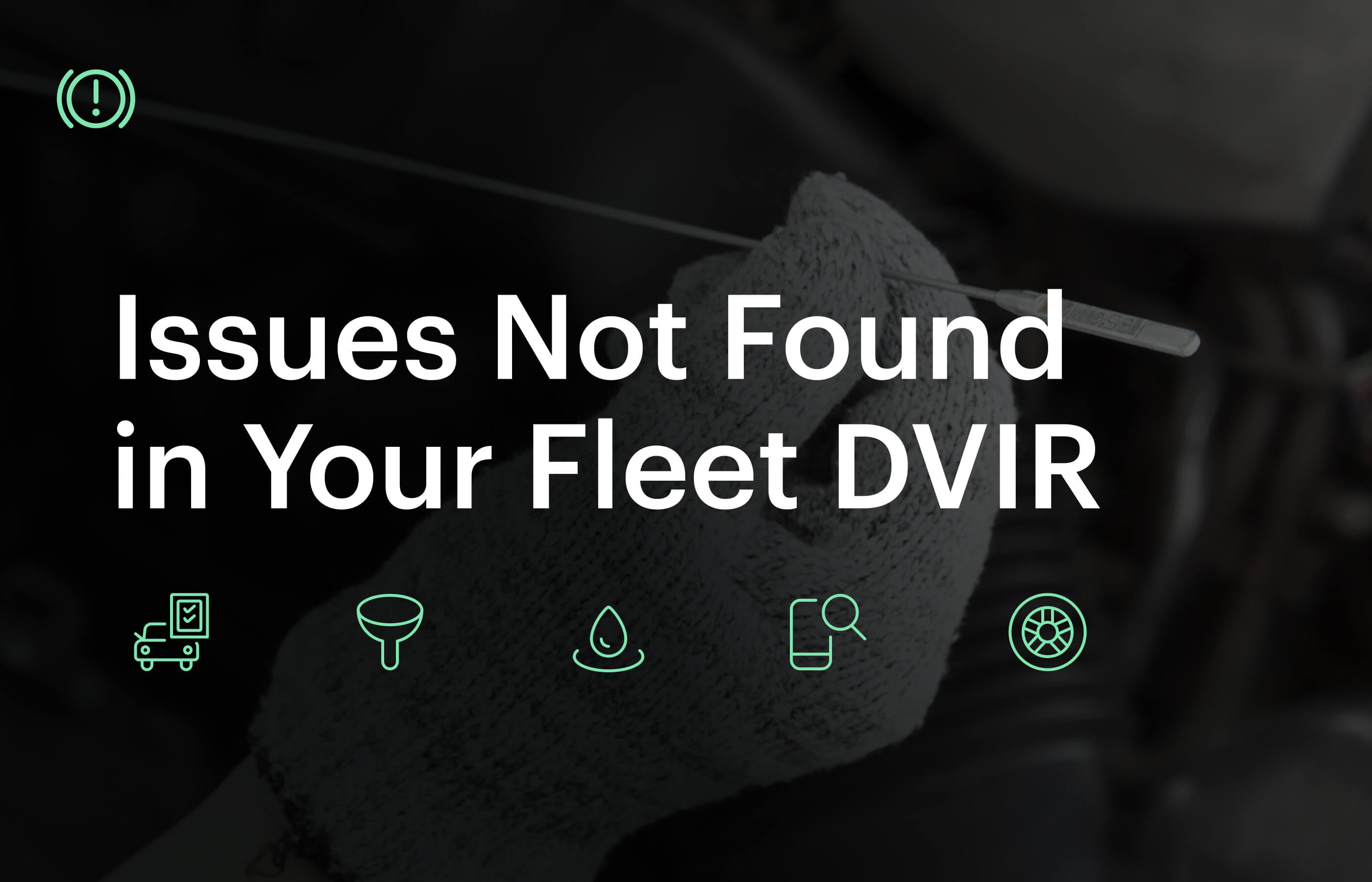Issues not found on dvir