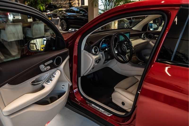 Mercedes-Benz GLC Coupé 300 4MATIC AMG | Night pakket | Distronic | Memory |Sound systeem | Sfeerverlichting | Luxury interieur | Apple Carplay | afbeelding 8