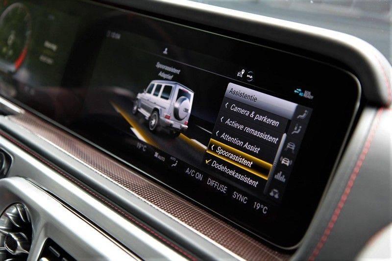 Mercedes-Benz G-Klasse 63 AMG Edition 1 BURMESTER+STANDKACHEL+360GRADEN afbeelding 23
