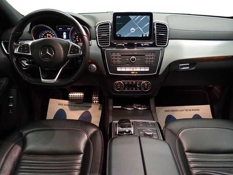 Mercedes-Benz GLE 43 AMG Coupe 4MATIC 368pk Aut- Black Series Panodak, Leer, 360 Camera, afbeelding 6