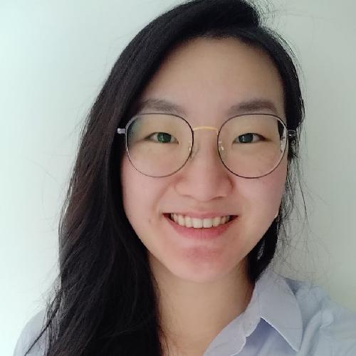 Headshot of Katherine Lu