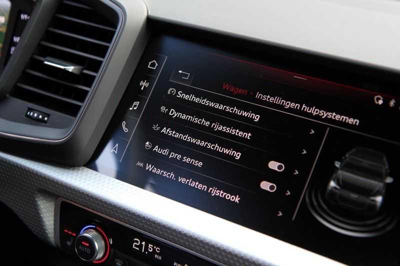 Audi A1 Sportback 40 TFSI S-LINE+NAVI+18INCH afbeelding 20