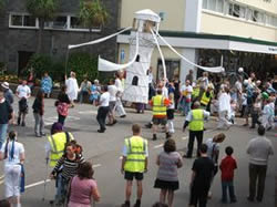 the light house school mazey parade