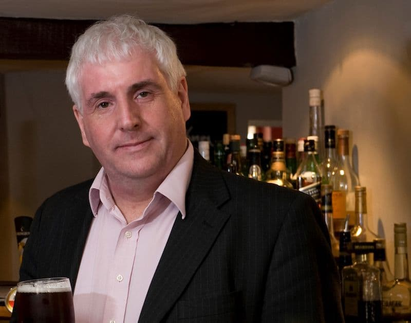 Introducing John Porter – Beer Sommelier, Journalist, Editor