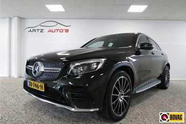 Mercedes-Benz GLC Coupé 250 4MATIC   COMMAND   ILS LED   STANDVER   AMG   S/K-DAK   20'' LMV