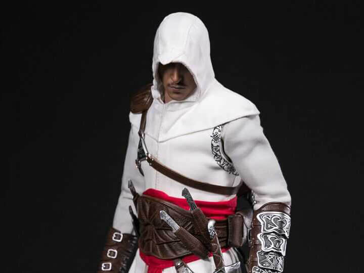 Damtoys Assassin's Creed Altair the Mentor 1:6 Scale Figure
