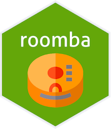 roomba hex logo