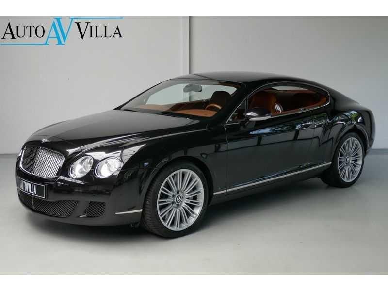 Bentley Continental GT 6.0 W12 GT Speed afbeelding 1