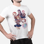 Doki Doki Literature Club Characters White T-Shirt