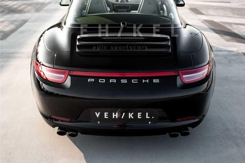 Porsche 911 991 Targa 4S 3.8 afbeelding 10