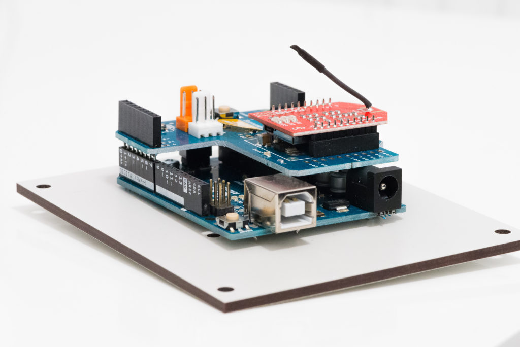 Arduino with Wi-Fi module