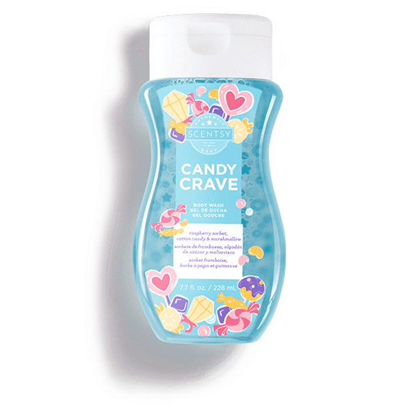 Candy Crave Body Wash