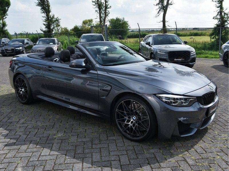 BMW M4 Cabrio Competition DCT 450pk HUD H/K DAB Adaptive-LED Memory 20inch afbeelding 5