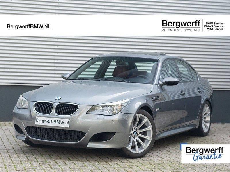 BMW 5 Serie M5 H6 - Manual - Volleder - 79.998km! afbeelding 1