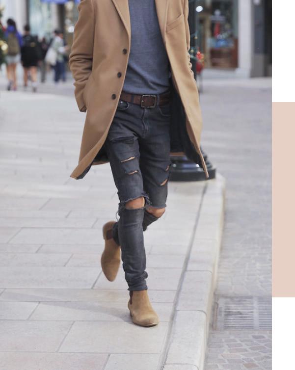 Retouche sur vos jeans abîmés