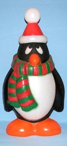 Holiday Penguin photo