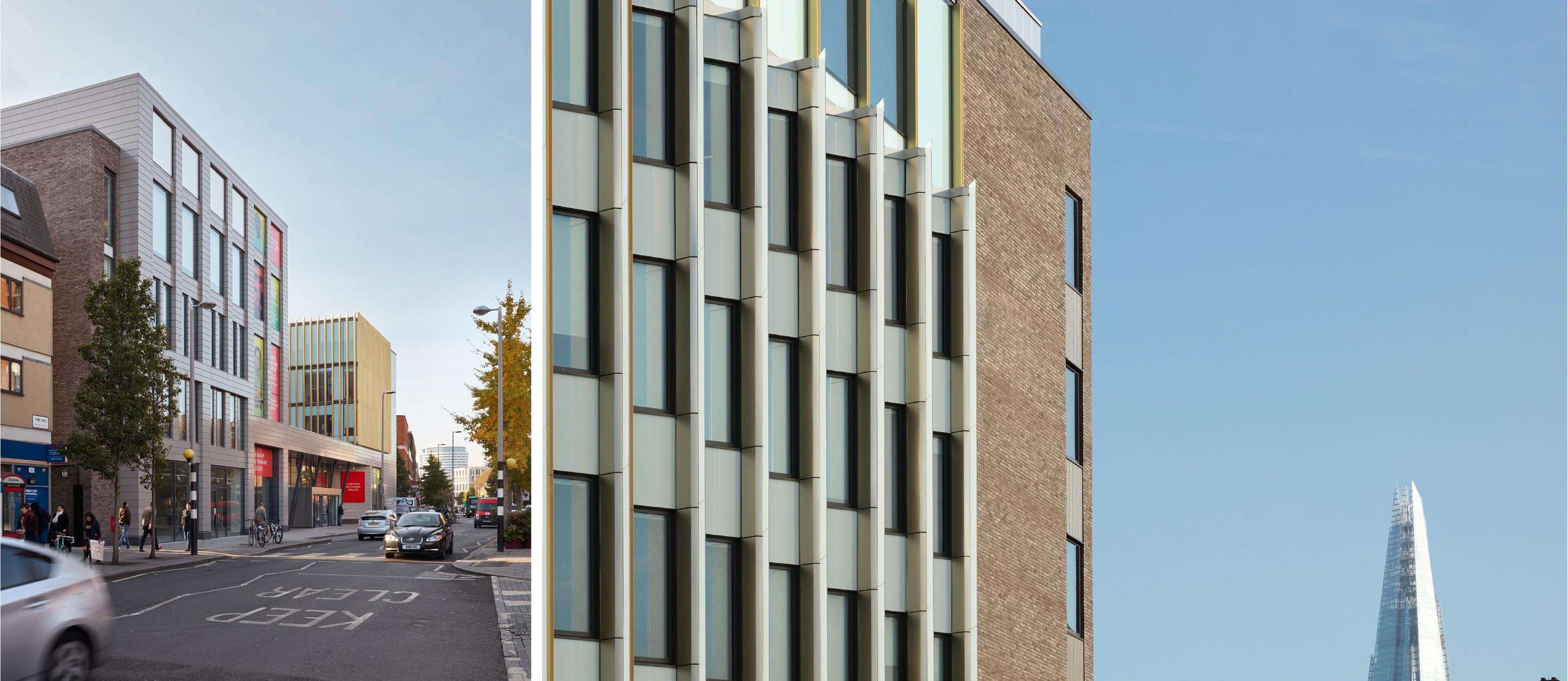 Lewisham Southwark College Phase 2 Now Operational