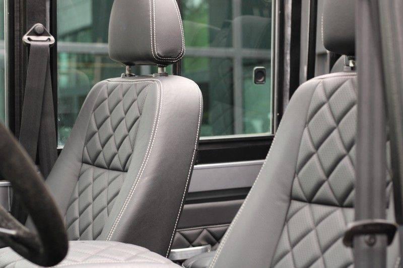 Land Rover Defender 110 Cabrio LS V8 aut. Uniek! afbeelding 11