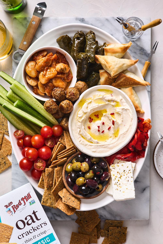 Greek feta cheese dip Tirokafteri