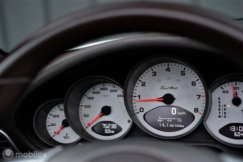 Porsche 911 Cabrio 3.6 Turbo afbeelding 22