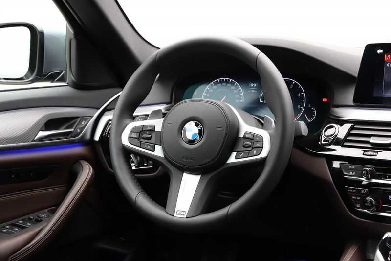 BMW 5 Serie 540d xDrive High Executive afbeelding 2