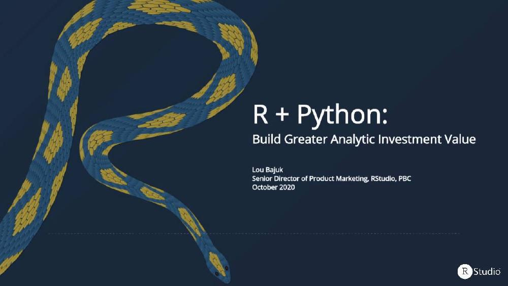 Why RStudio Focuses on Code-Based Data Science