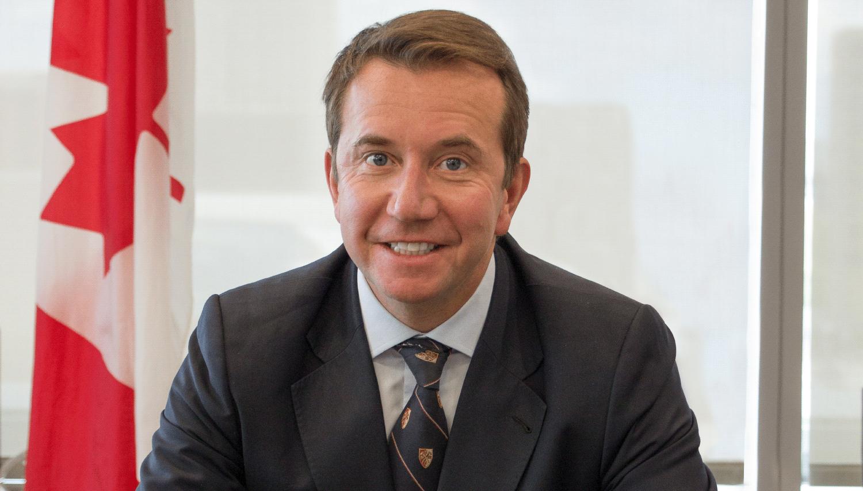 Photo of the Honourable Scott Brison