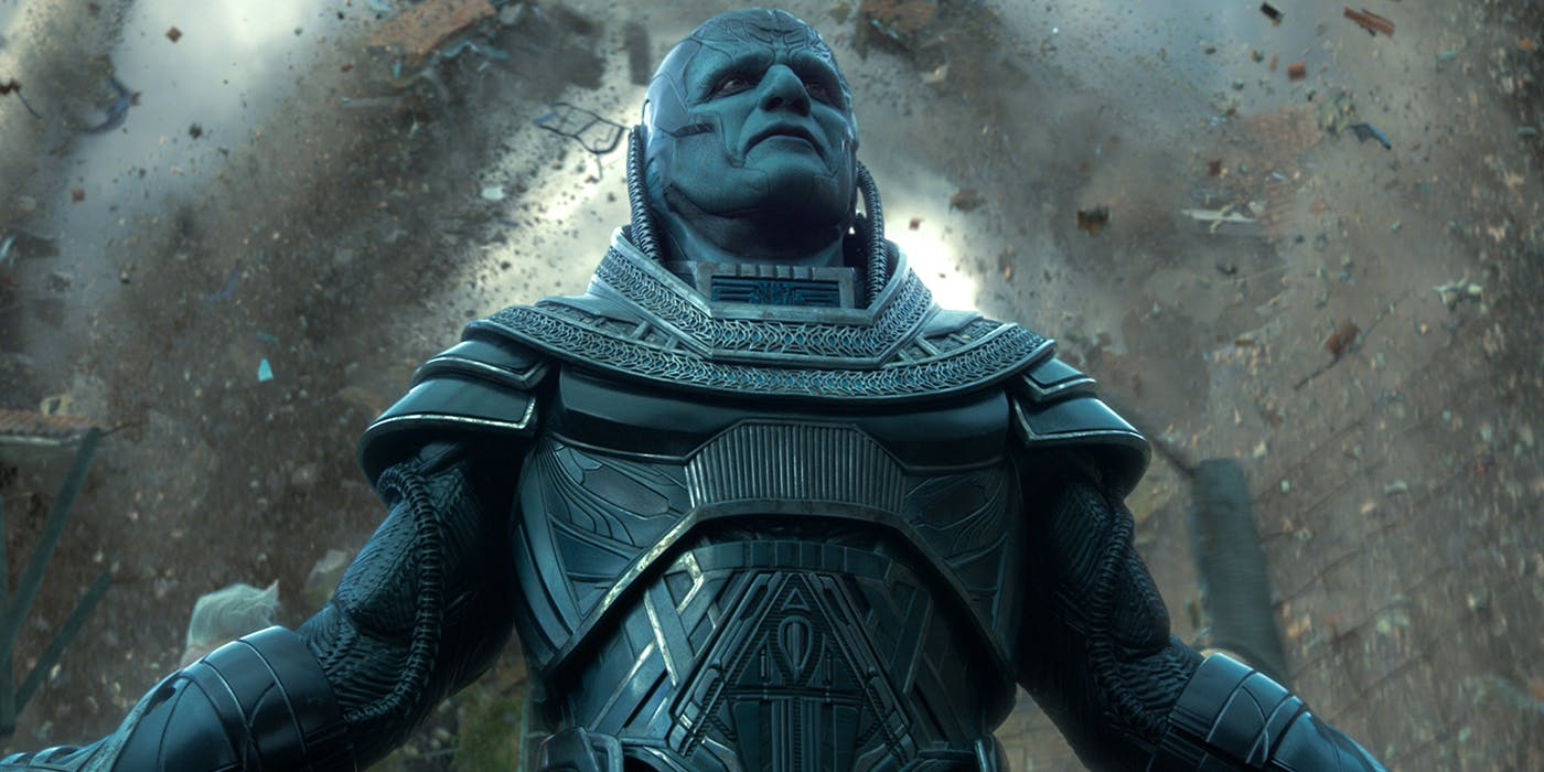 Thumbnail for Oscar Isaac Was a Sweaty, Hot Mess while Filming 'X-Men: Apocalypse'