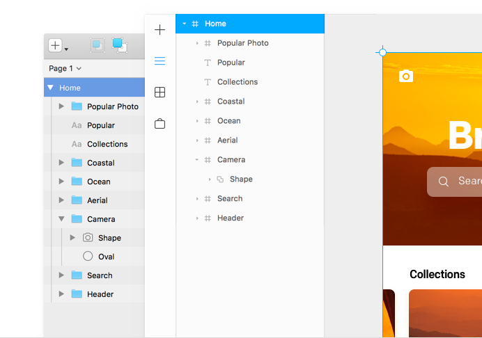 framer sketch window mobile