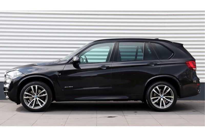 BMW X5 xDrive40d High Executive M Sport 7p. Panoramadak, Head-Up display, Harman/Kardon afbeelding 7