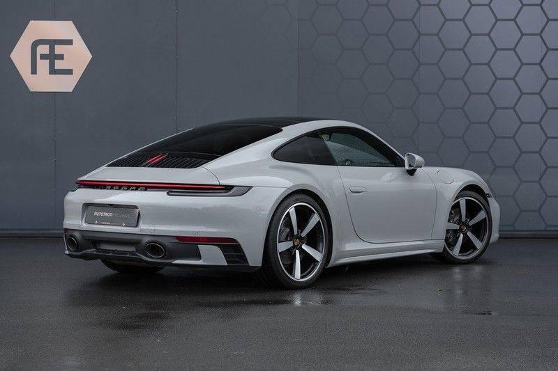 "Porsche 911 3.0 Carrera Sport Design Pack, ACC, Lifting, Pano, Sportuitlaat, Klimaatstoelen, 21"", PPF, SportChrono, Nightvision, BOSE Surrou afbeelding 4"