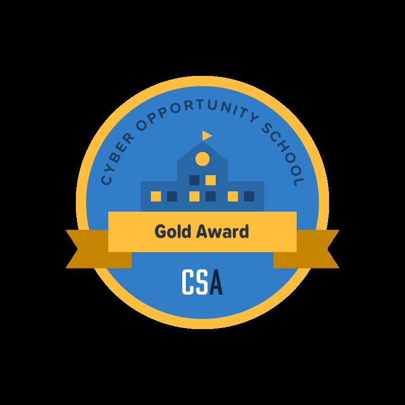 Cyber Opportunity School: Gold Award