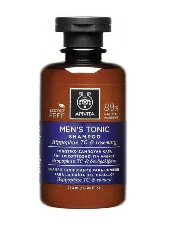 Τονωτικό Σαμπουάν για Άνδρες - 250ml