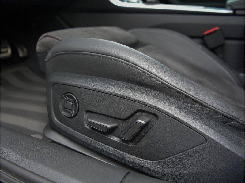Audi A6 Avant 55TFSI 367pk S-Line Quattro Black Optic Navarra Pano Led Zetels Audi-Sound M-Led Priveglas afbeelding 25