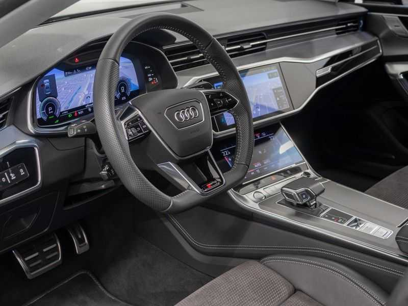 Audi A7 Sportback 55 TFSI e quattro Pro Line | 367PK | Plug in Hybrid | Adapt. Cruise | Pano.Dak | Keyless-entry | Head-Up | 360-Camera | Trekhaak | B&O Sound afbeelding 15