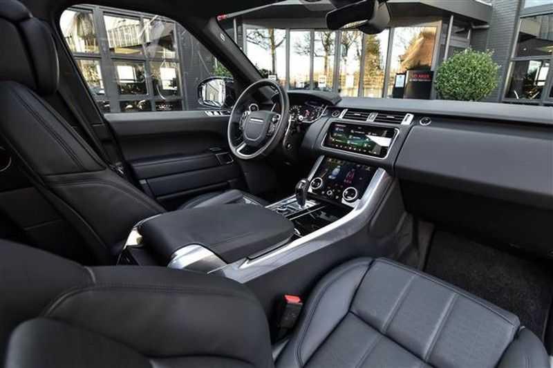 Land Rover Range Rover Sport P400E HSE DYNAMIC BLACK PACK+PANO.DAK NP.127K afbeelding 7