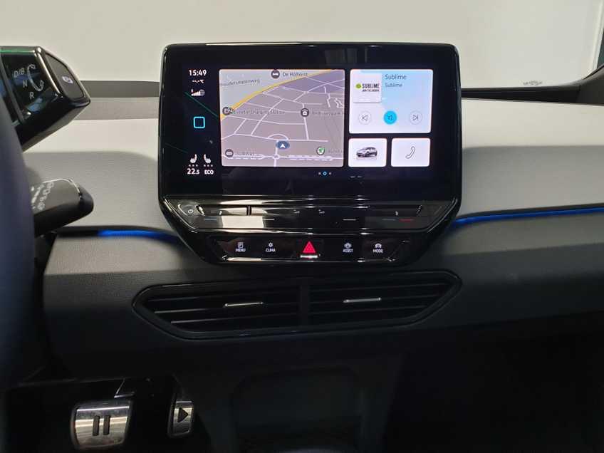 """Volkswagen ID.3 First Max 8% Bijtelling 20""""LM Panorama Massagestoelen afbeelding 19"""