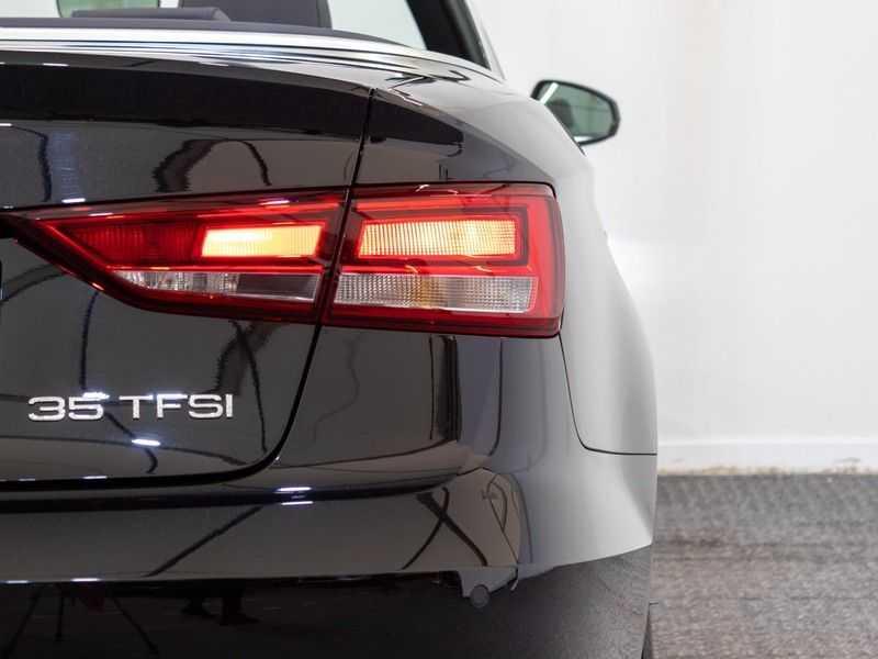 Audi A3 Cabriolet 35 TFSI CoD Sport | 150 pk | Automaat | Virtual Cockpit | Camera | Adaptieve Cruise | DAB | Leder Milano | Keyless-Entry | afbeelding 16