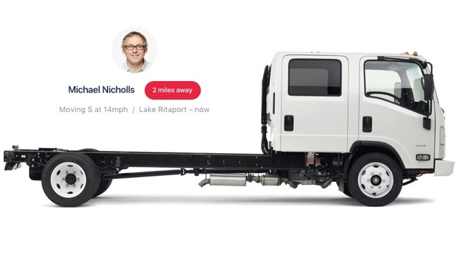 Truck bubble
